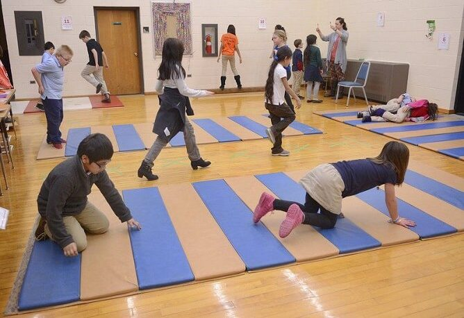 Virtual Physical Exercise Resources